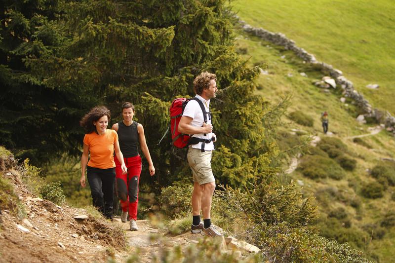 Wandern in lana famili r und gem tlich pension for Hotel in lana sudtirol